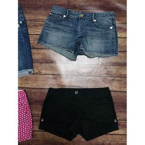 Michael Kors Women's Active Bundle 4 Shorts Sz XS